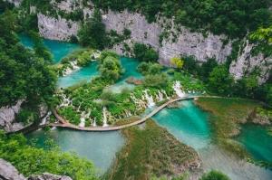 Croatia Falls